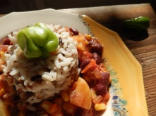 Chili sin Carne 5